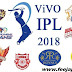 IPL CRICKET TEAM 2018