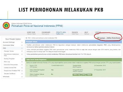 Tata Cara Pengajuan Pkb Online Website Dpd Ppni Sleman
