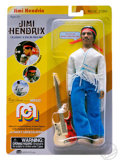 SDCC 2018 MEGO Target Exclusive Action Figures Jimi Hendrix 001