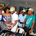 Officials Gather For Selfies As Davido Registers For NYSC In Lagos