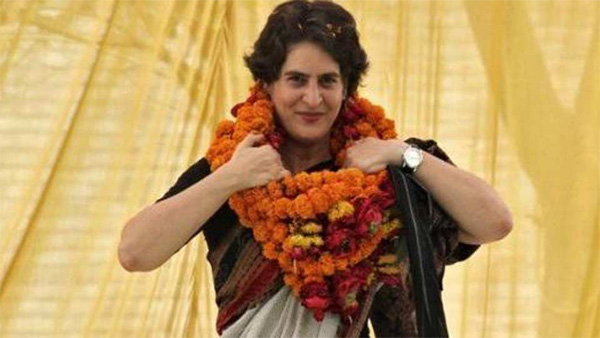 Priyanka Gandhi Vadra appointed Congress general secretary in charge of east Uttar Pradesh ahead of Lok Sabha elections, New Delhi, News, Politics, Congress, Lok Sabha, Election, National