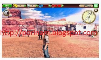 Highly compressed HD android games SIX Guns 2