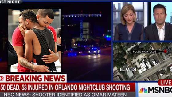 50 Maut Dalam Tragedi Tembakan Di Kelab Gay Orlando
