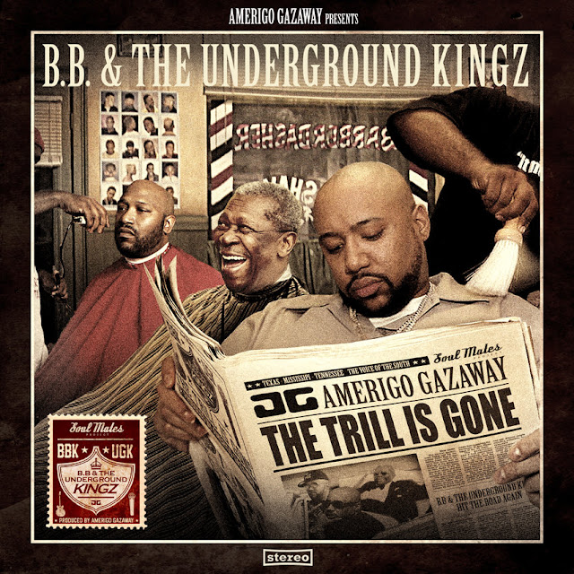 B.B. King/UGK Instrumentals | Collaborations that never were ( Free Stream und Download )