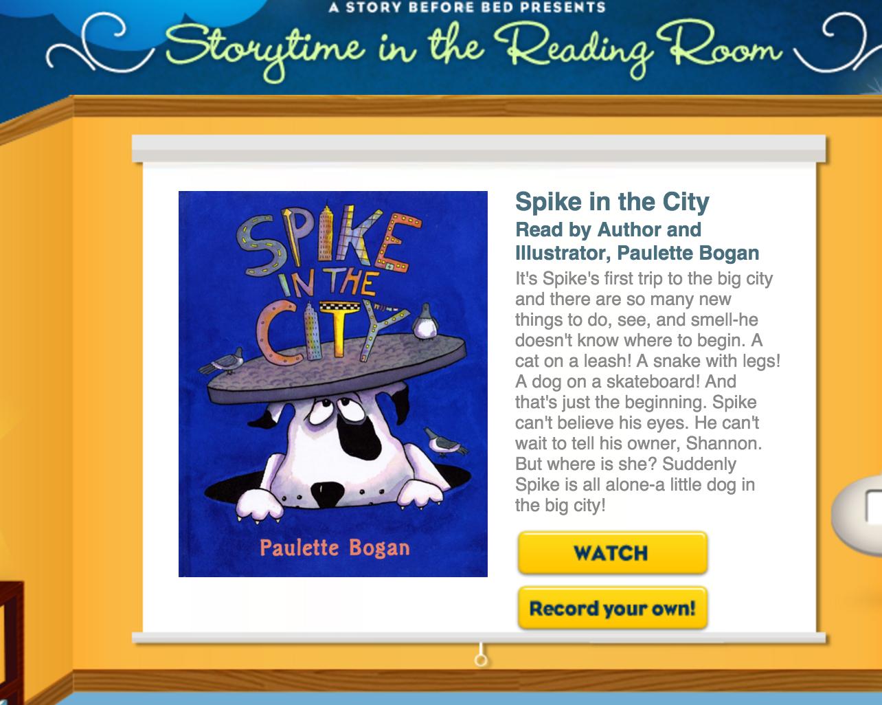 FREE read alouds • Teach123
