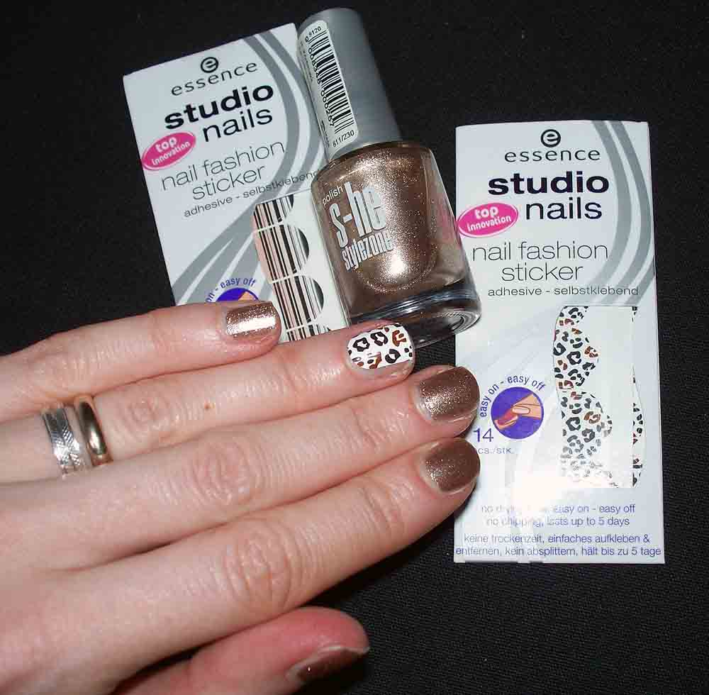 Essence Studio Nails Here is The Collection