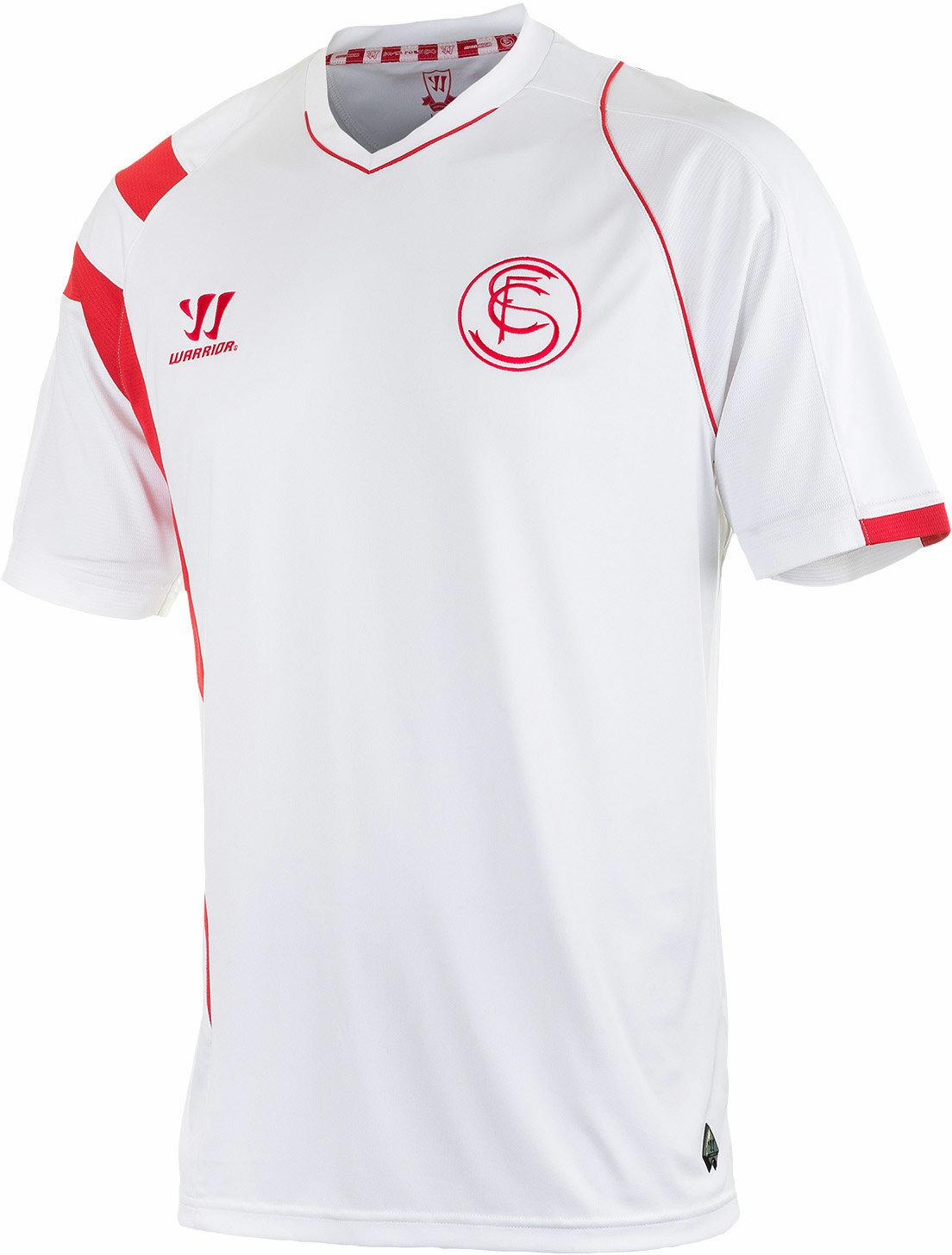 New Warrior Sevilla 14-15 Home, Away And Third Kits