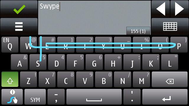 [S60v5-HOT] Bàn phím ảo Swype Input 2.1 mod SkinZeta Tiếng Việt cực đẹp,cực pro cho S60v5