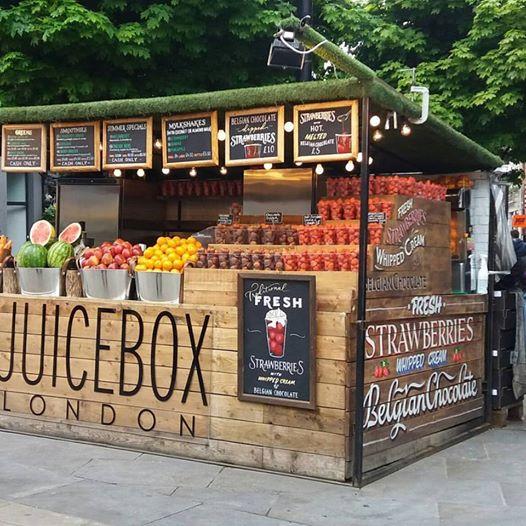 Juicebox: Um pequeno negócio no meio de gigantes