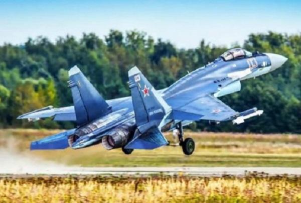 2 Unit Pesawat Tempur Sukhoi Su-35 buatan RusiaTiba Oktober 2018