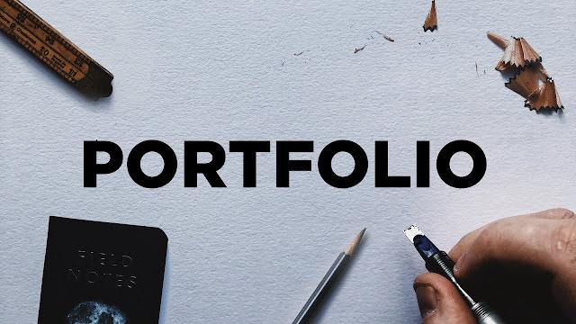 الملف التراكمي المنظم(Portfolio) تعريفه و أقسامه و مقترح تصميم
