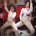 Toyin Lawani And Daughter Brings Out The 90's Style In Matching Ensembles