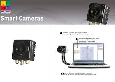 Imaging smart cameras
