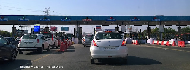 Noida Diary: Now Zip through DND Flyway with RFID tags