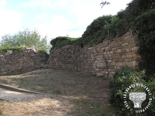 VALREAS (84) - Donjon ou Tour Ripert (XIIe siècle)