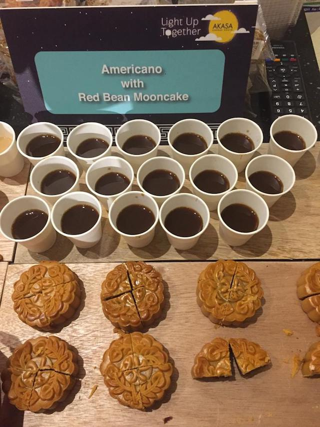 Workshop on coffee appreciation: pic credit clevermunkey.com