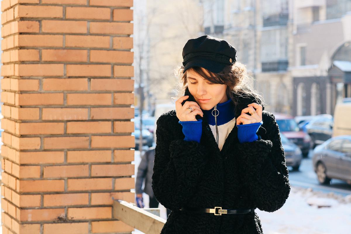 зимний базовый гардероб