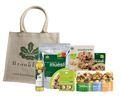 Gluten Free Brookfarm Giveaway