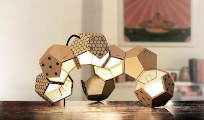 D-Twelve modular  magnetic lamp