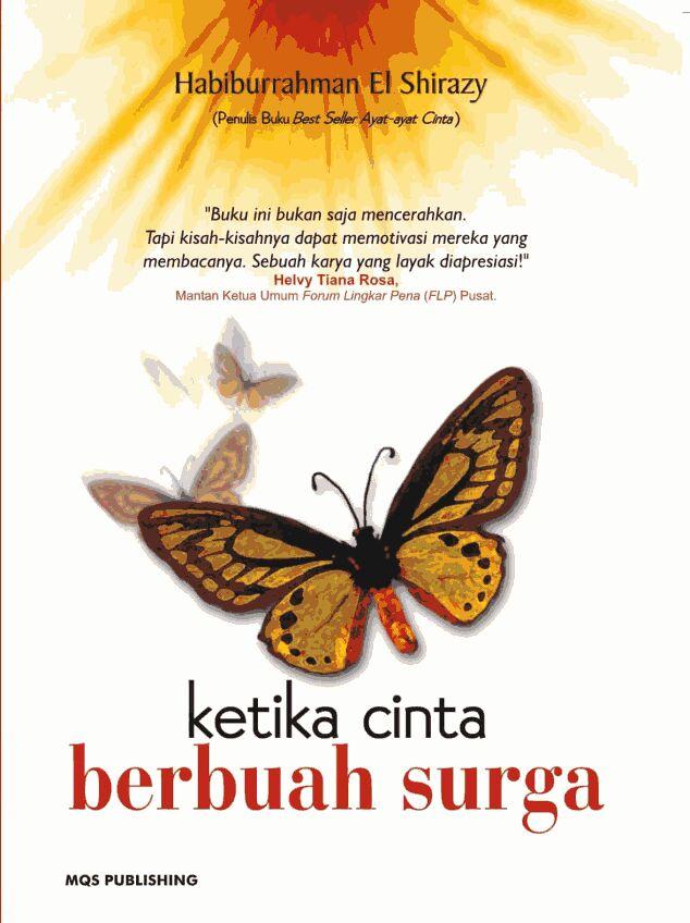 Sampul Buku Ketika Cinta Berbuah Surga - Habiburrahman El-Shirazy.pdf