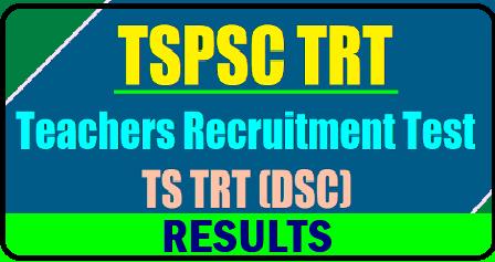 TS TRT Results 2018 | Telangana TRT(DSC) Cutoff, Final Merit List @tspsc.gov.in TSPSC TRT Result 2018-2019 | Telangana TRT Cut Off Marks, Merit List @ tspsc.gov.in | TSPSC TRT Results 2018 | Check TS SGT, SA, LP, PET Exams 4 Sets Answer Keys, Merit List | TSPSC TRT 2018 Result | TSPSC Teacher Result for Feb 2018 Exam | Telangana TSPSC TRT Results 2018 Expected Cut off Marks & Merit List @tspsc.gov.in | telangana-tspsc-teacher-result-ts-trt-dsc-cutoff-final-merit-list-results-download-tspsc.gov.in TS TRT Results 2018/2018/04/telangana-tspsc-teacher-result-ts-trt-dsc-cutoff-final-merit-list-results-download-tspsc.gov.in.html
