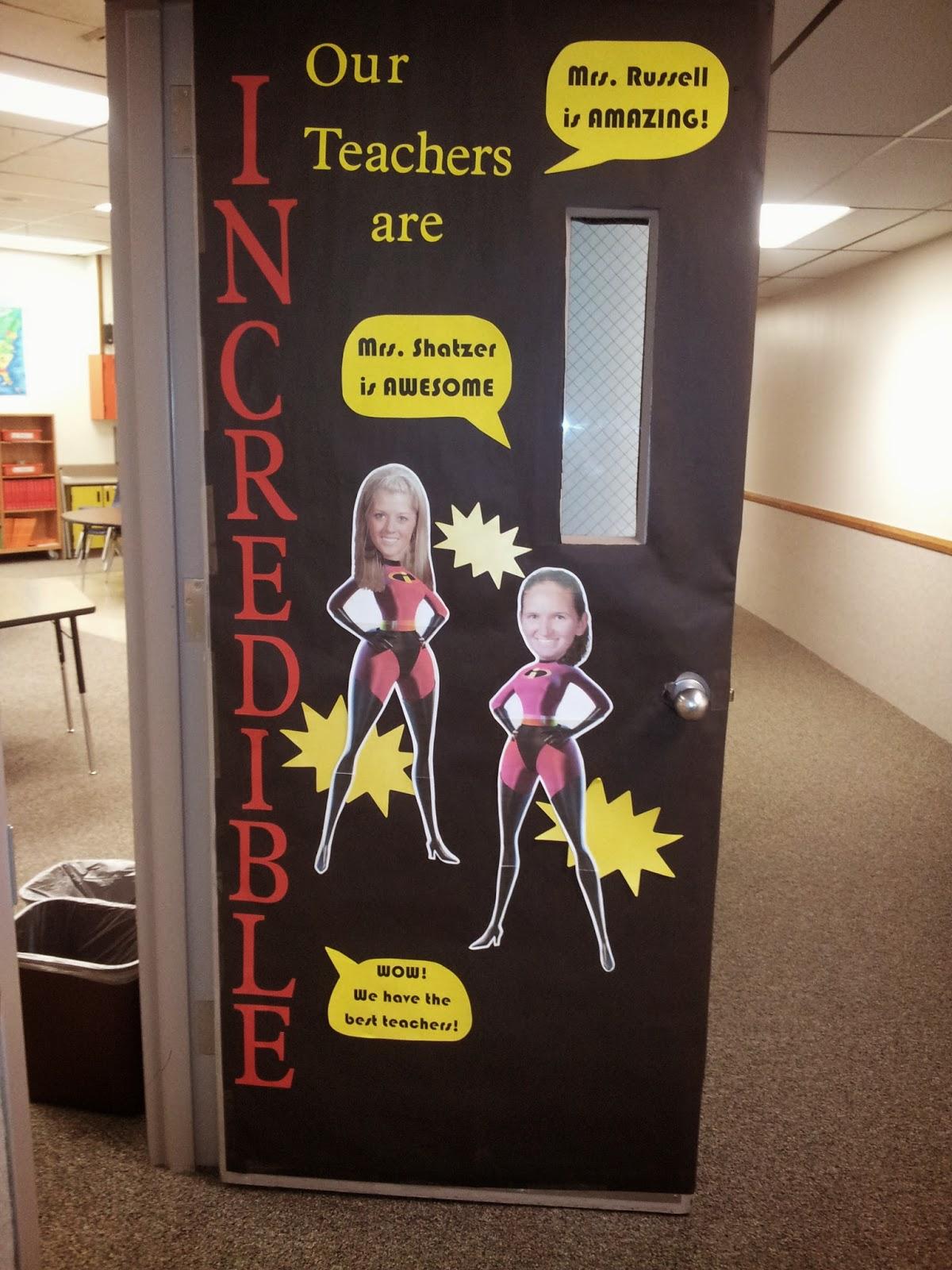 Teacher Appreciation Door Decorating Ideas Southland Elementary Pto