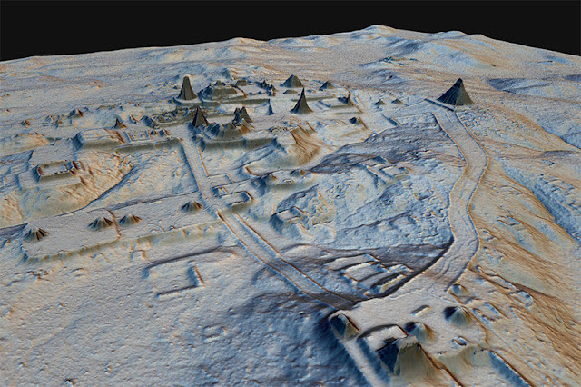 Unprecedented study confirms massive scale of lowland Maya civilization