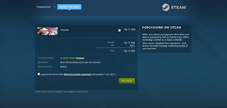 cara membeli game steam dengan steam wallet
