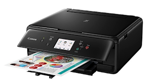 Printer has truly been developed amongst a cost effective influence inwards add-on to the sp Canon PIXMA TS8053 Driver Download