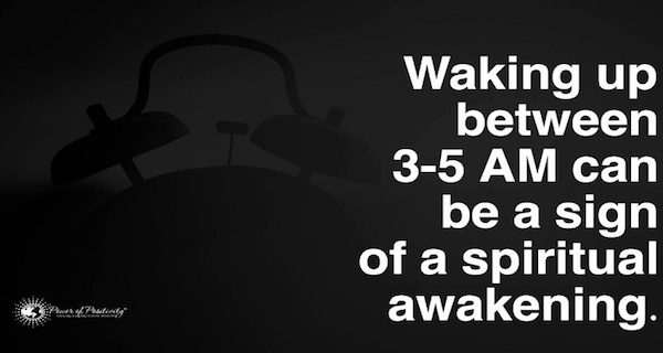 If You Wake Up At The Same Time Every Night, This May Be Why