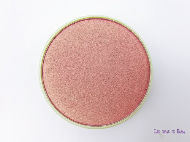 Pixi Aspynovard - Glow-y Powder Rome Rose blush makeup maquillaje colorete iluminador beauty