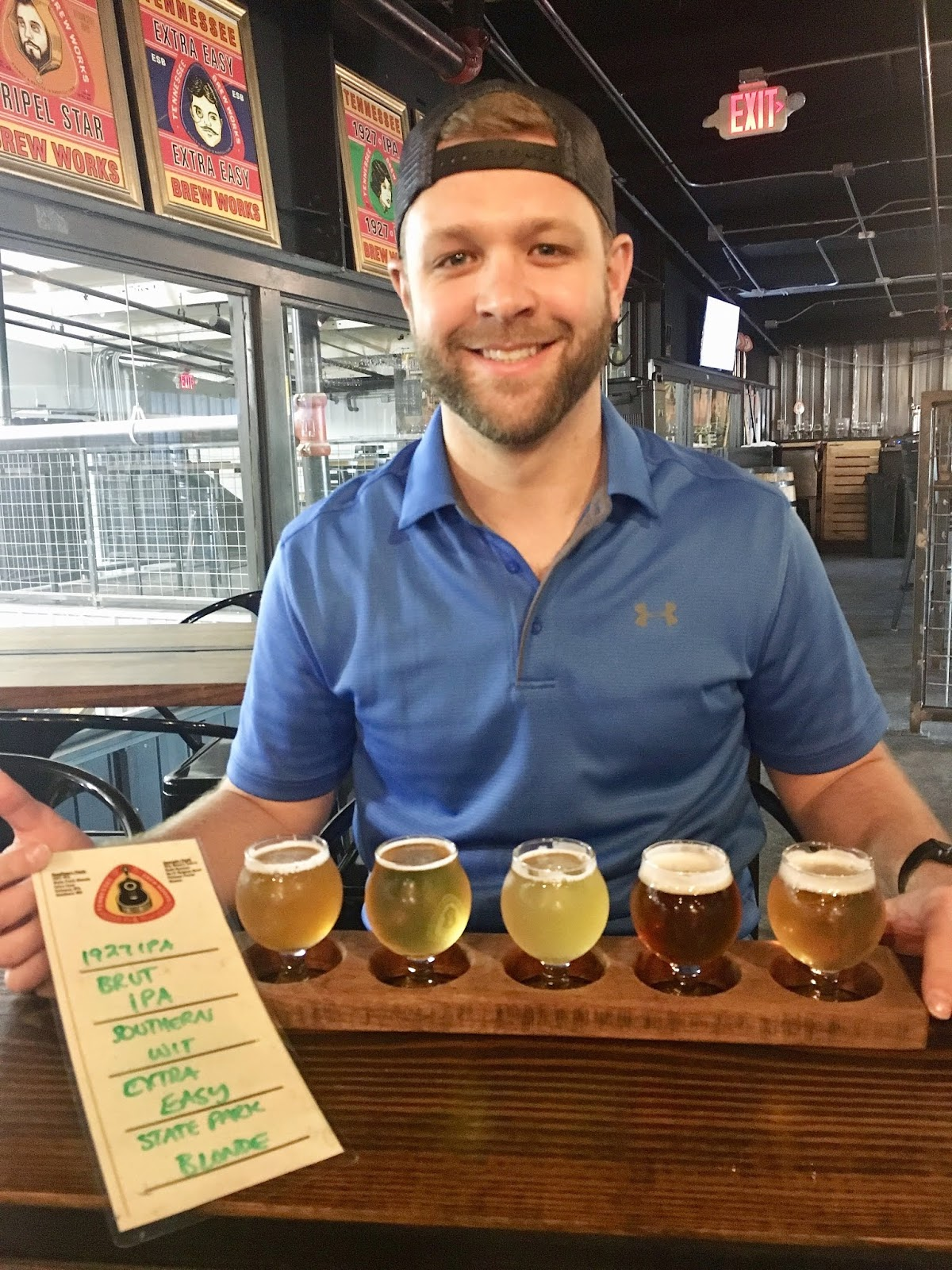 Tennesee Breworks Brewery in Nashville | Best Breweries to Visit in Nashville | Couples trip to Nashville | A Memory of Us | Itinerary for a Weekend in Nashville | What to do in Nashville |