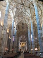 Interior Monasterio de los Jerónimos