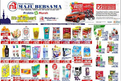 Katalog Promo Maximart Pasar Swalayan Weekend 23 - 26 Mei 2019