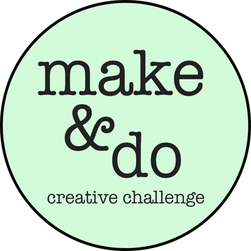 make and do creative challenge logo