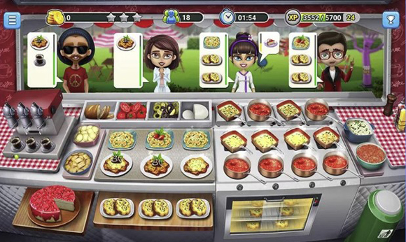 Food Truck Chef Mod Apk Unlimited Money Terbaru
