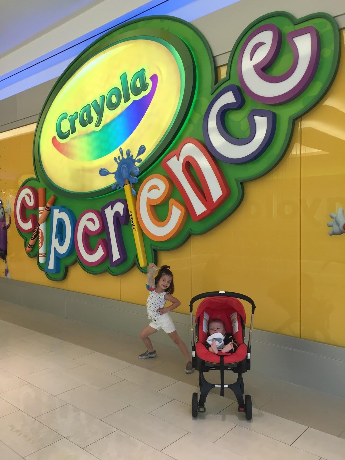 Crayola Experience Pa