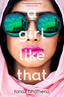 A Girl Like That, Tanaz Bhathena, Book Scoop, InToriLex