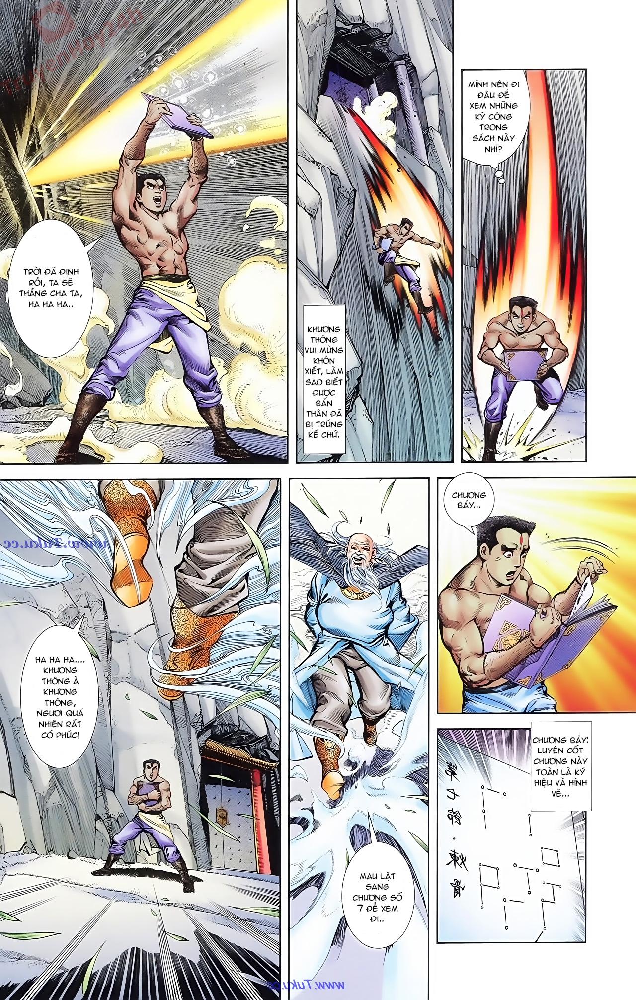 Cơ Phát Khai Chu Bản chapter 71 trang 10