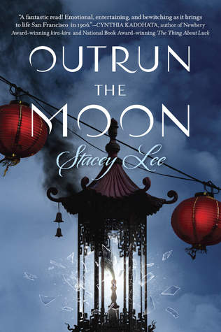Outrun the Moon book cover