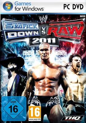 Wwe raw vs smackdown 2007 pc game highly compressed download