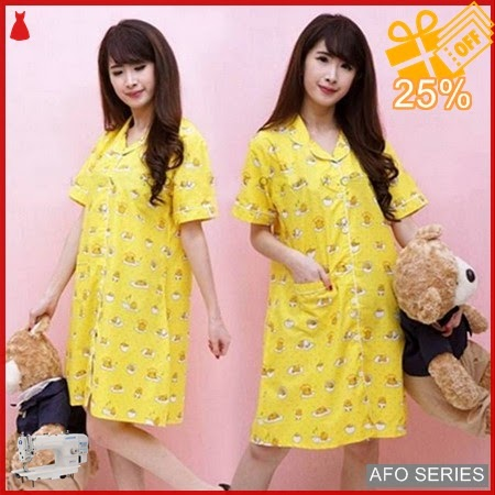 AFO704 Model Fashion Daster Gudetama Modis Murah BMGShop