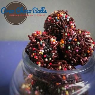 Ide Resep Masak Kue Oreo Choco Balls Truffle