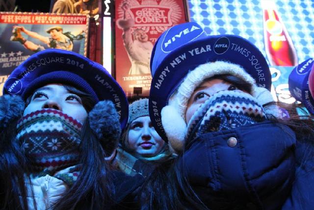 Como é o clima no Ano Novo em Nova York