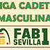 Última Jornada de la Primera Fase en la Liga FabSevilla Cadete Masculina