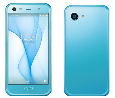 2017 Sharp announced Aquos Xx3 mini smartphone with a 3GB RAM, SD 617, and 4.7-inch FullHD display
