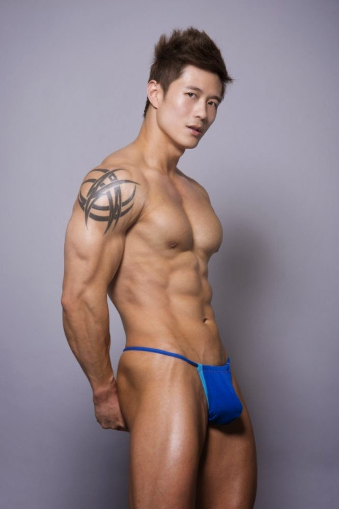 Hot Asian Muscle 32