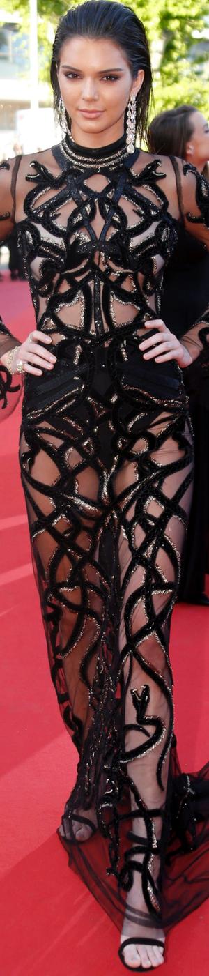 Kendall Jenner 2016 Cannes Film Festival