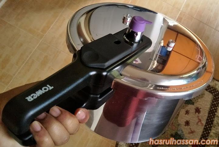 Kelebihan Memasak Guna Pressure Cooker