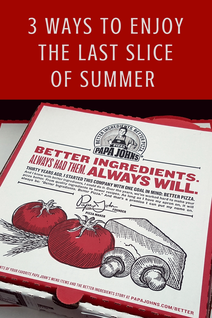 37 Ways To Savor Your Summer: Hope Whispers: 3 Ways To Enjoy The Last Slice Of Summer